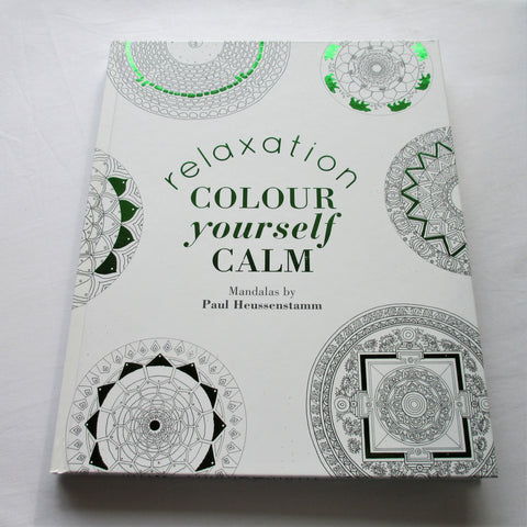 Colour Yourself Calm - Relaxation