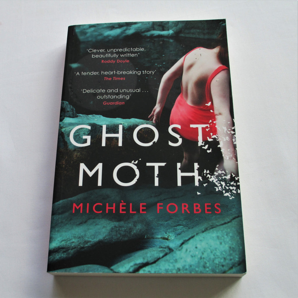 Ghost Moth by Michele Forbes