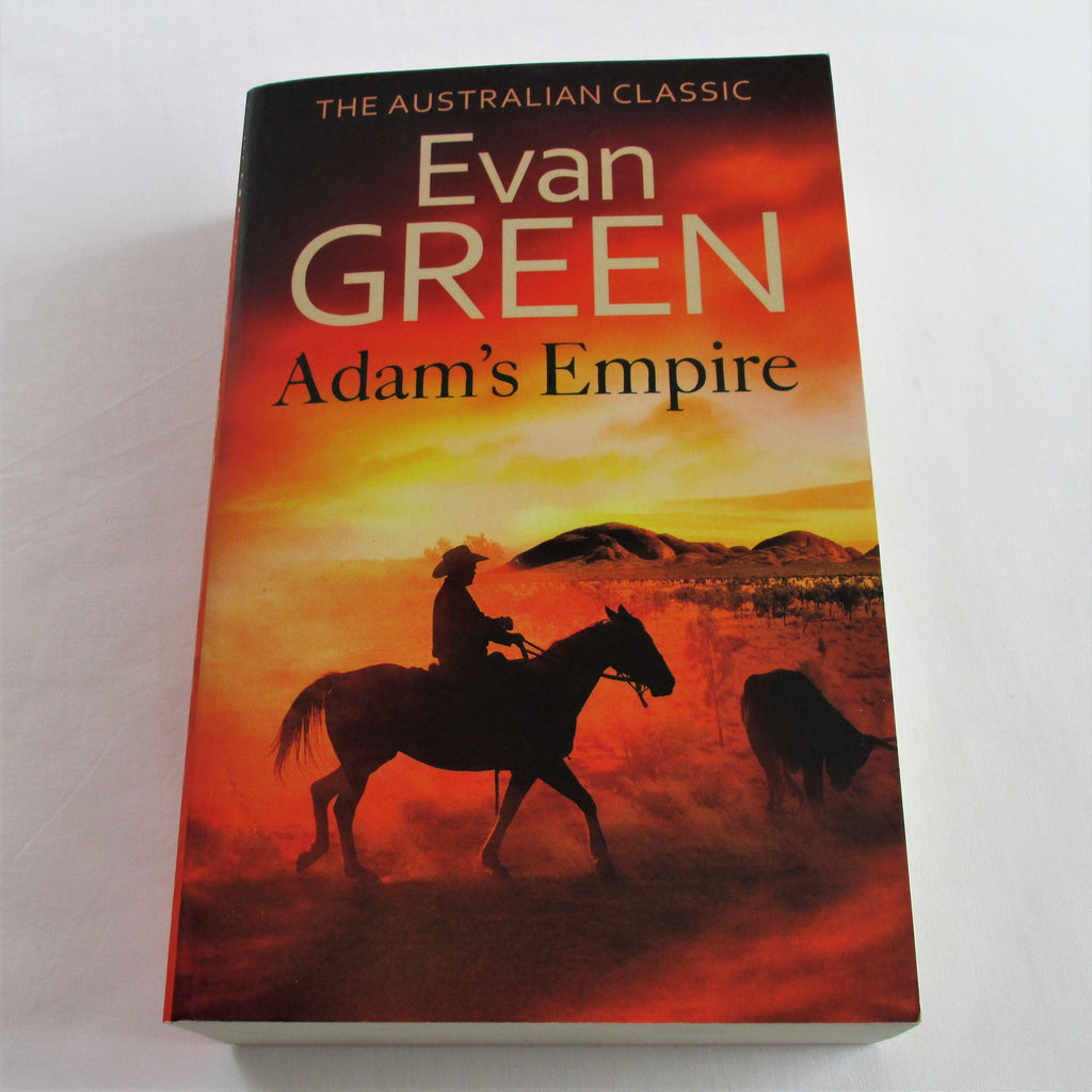 Adam's Empire by Evan Green