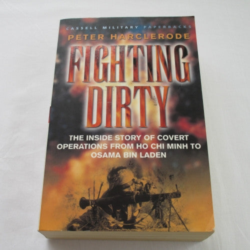 Fighting Dirty by Peter Harclerode