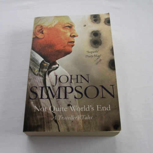 Not Quite World's End, John Simpson
