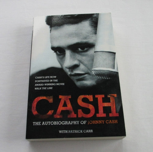 Cash - The Autobiography Of Jonny Cash