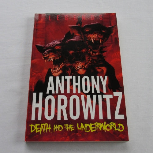 Death And The Underworld a paperback Fantasy novel.