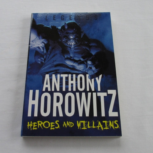 Heroes and Villains a paperback Fantasy novel.