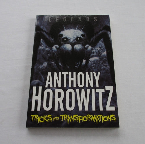 Tricks and Transformations a paperback Fantasy novel.