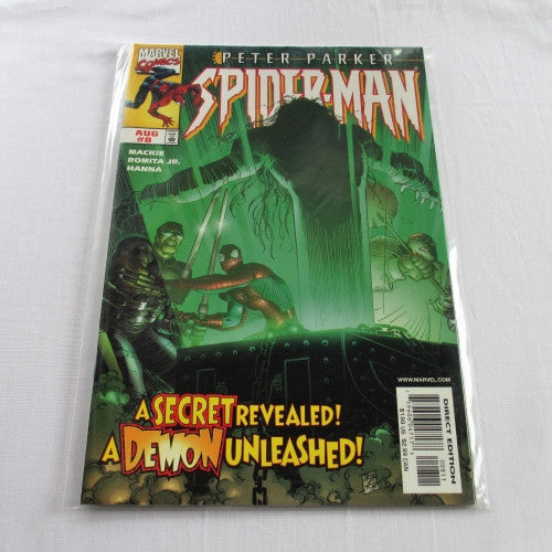 "Peter Parker Spider-man Volume 2 #8 ""Blood Feud"""