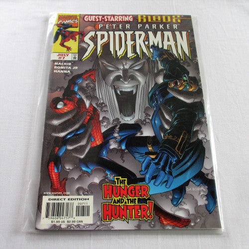 "Peter Parker Spider-man Volume 2 #7 ""Creatures of the Night"""