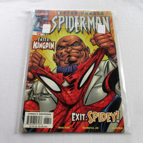 "Peter Parker Spider-man Volume 2 #6 ""The whys have it!"""