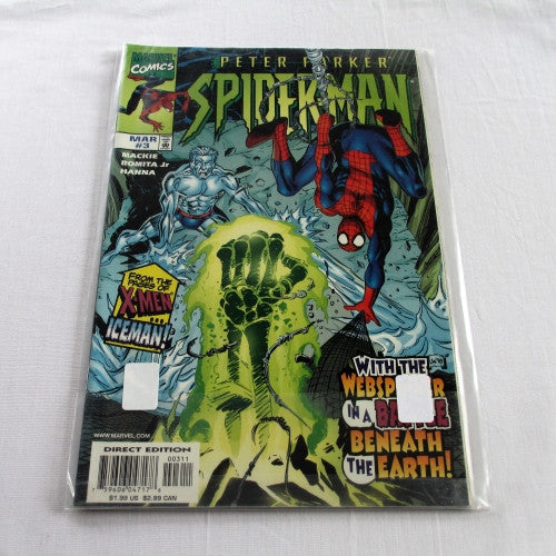 "Peter Parker Spider-man Volume 2 #3 ""Eyewitness"""