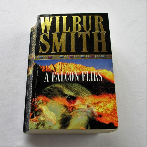 A Falcon Flies by Wilbur Smith