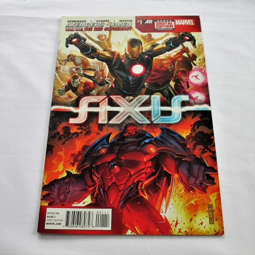 "Avengers & X-Men: Axis #1 ""The Red Supremacy: Chapter 1 - We Will All Be Dead Tomorrow"""