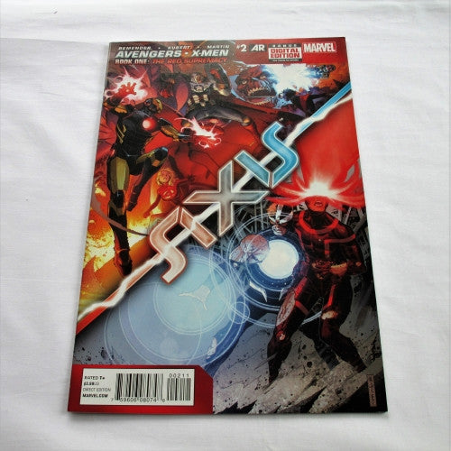 "Avengers & X-Men: Axis #2 ""The Red Supremacy: Chapter 2 - Theme to a Desperate Scene"""