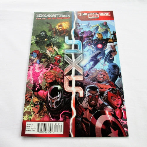 "Avengers & X-Men: Axis #3 ""The Red Supremacy: Chapter 3 - Good News for Bad People"""