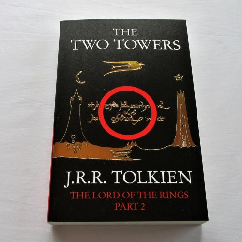 The Two Towers by J.R.R Tolkien