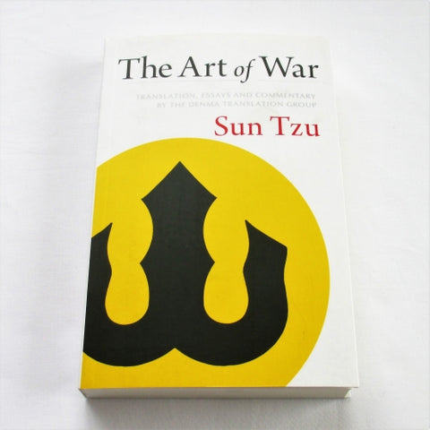The Art of War: The Denma Translation by Sun Tzu