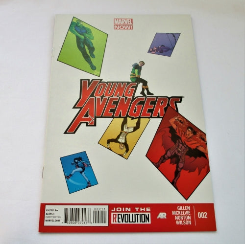 Young Avengers Vol2 #2