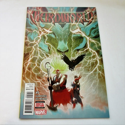Weirdworld Vol2 #5