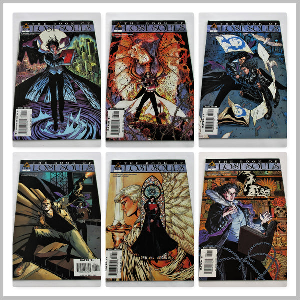 The Book of Lost Souls #1-6 Complete Set by Icon Comics