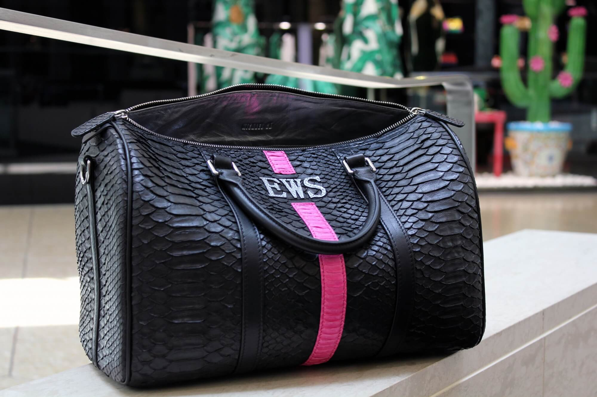 Ladies Mini-Duffle