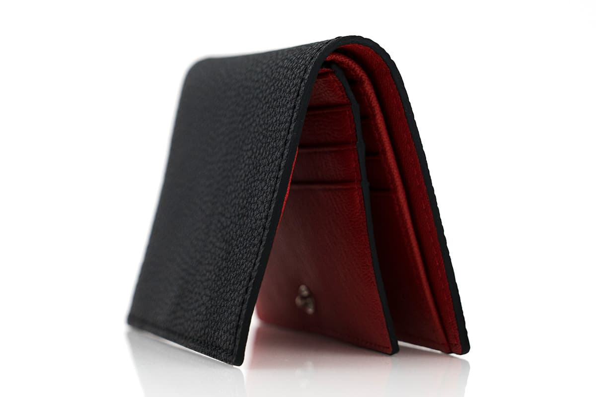 Togo Leather Wallet