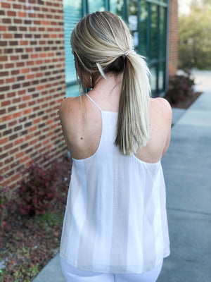 No Tan Lines Top - Taupe
