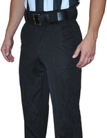 FBS179-Smitty Lacrosse Solid Black Pants