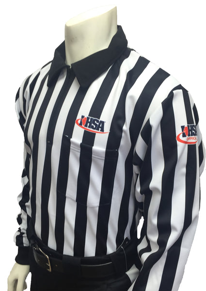 "USA112IL - ""IHSA"" Long Sleeve Football Shirt"