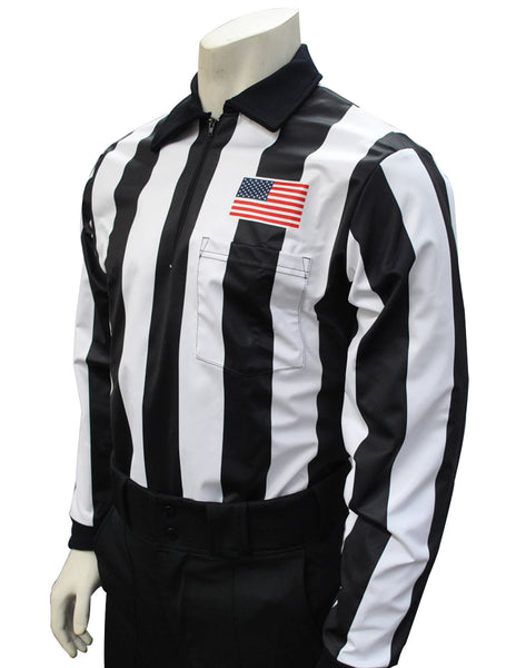 USA129 - Smitty USA - Dye Sub Cold Weather Football Shirt