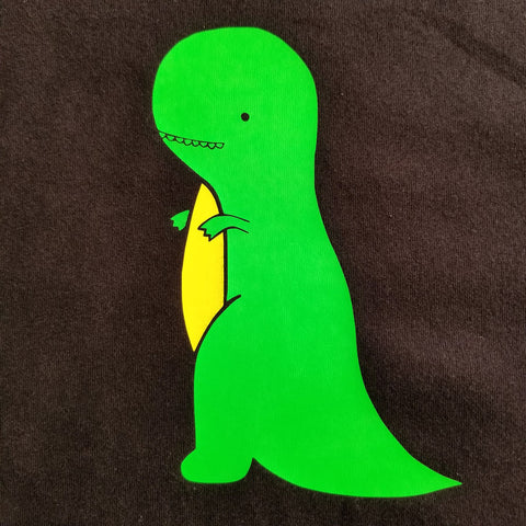 T-Rex - Youth - Short Sleeve, Crew Neck