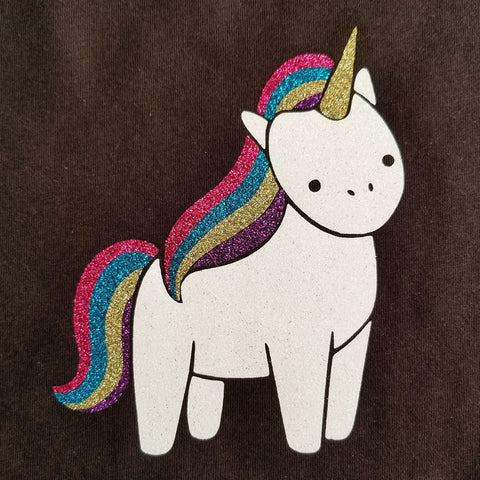 Unicorn - Toddler - Short Sleeve, Crew Neck