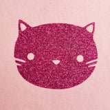 Cat Head - Toddler - Short Sleeve, Crew Neck