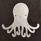 Octopus - Toddler - Short Sleeve, Crew Neck