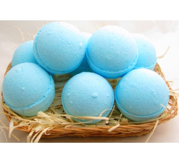 Blue Lagoon Bath Bomb