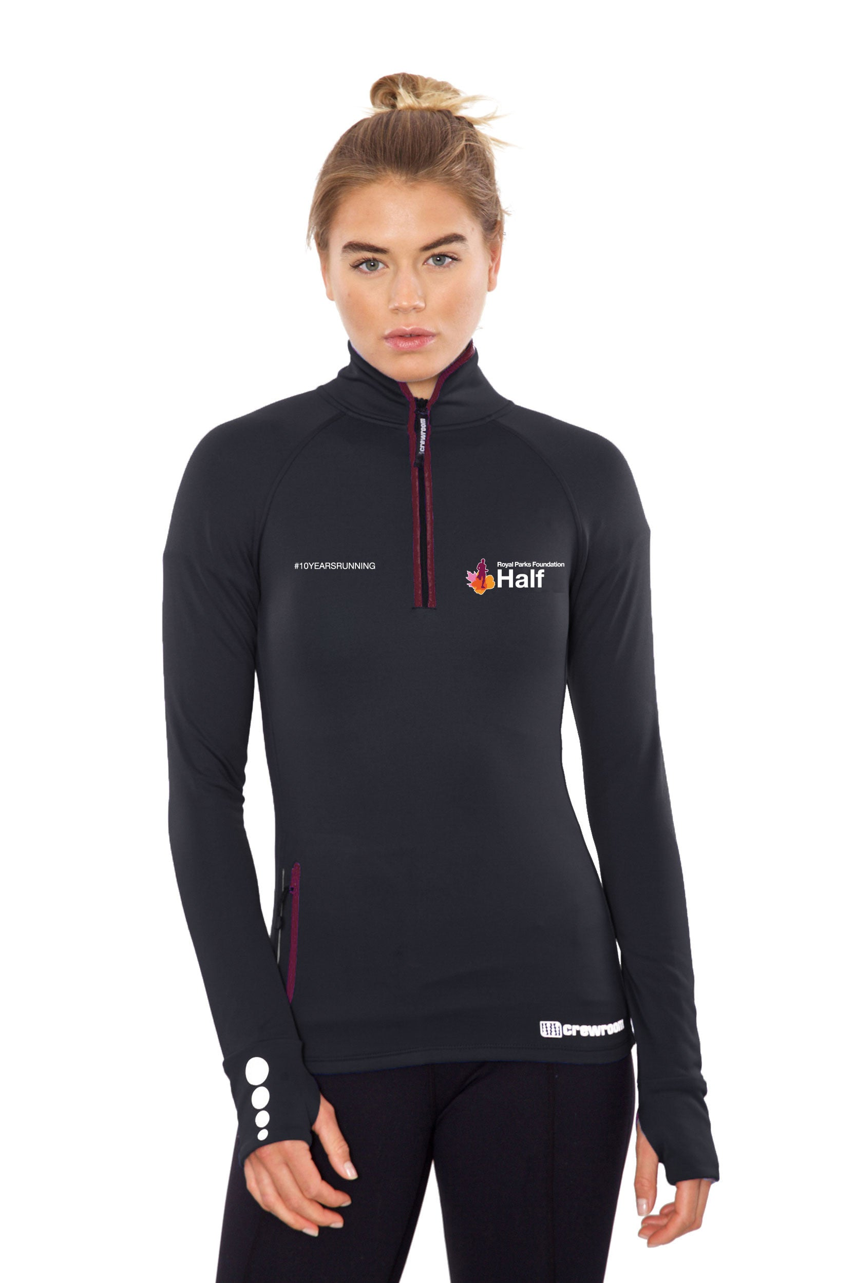 Royal Parks Half Toasty ¼ Zip - Women's