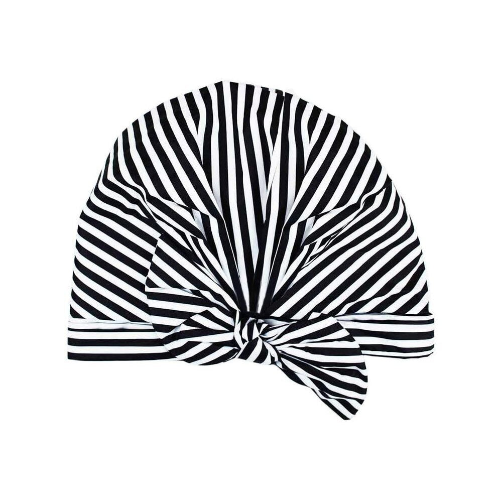 Stripes Shower Cap