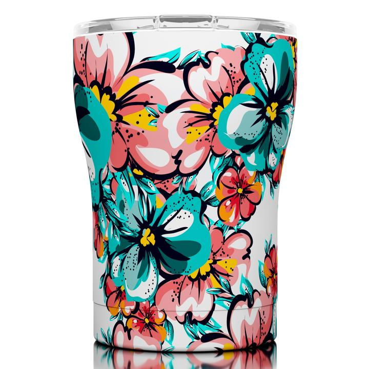 SIC 12 OZ. Limited Edition Hawaiian Hibiscus Tumbler