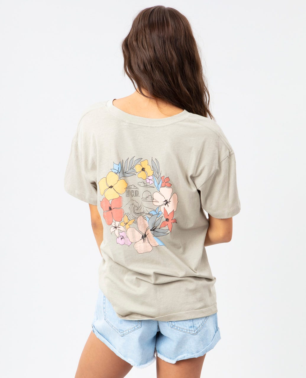 Rip Curl Bloom Oversized Tee