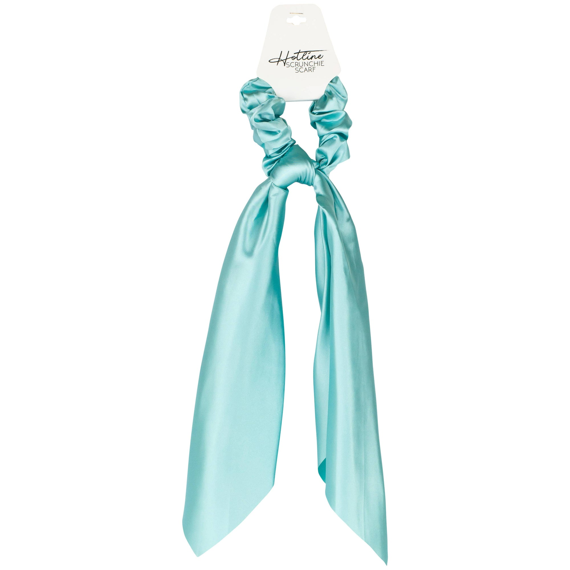 Hotline Mint Scrunchie Scarf