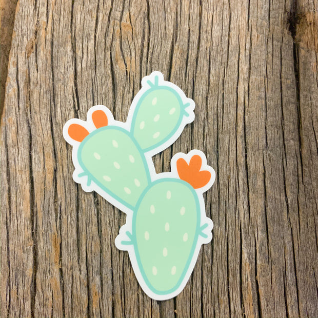 The Prickly Pear Sticker