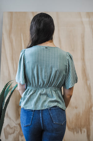 O'Neill Wes Stripe Top