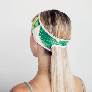 Palm Spa Headband