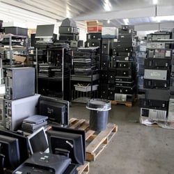 RECYCLE SERVICES - DATA RECOVERY