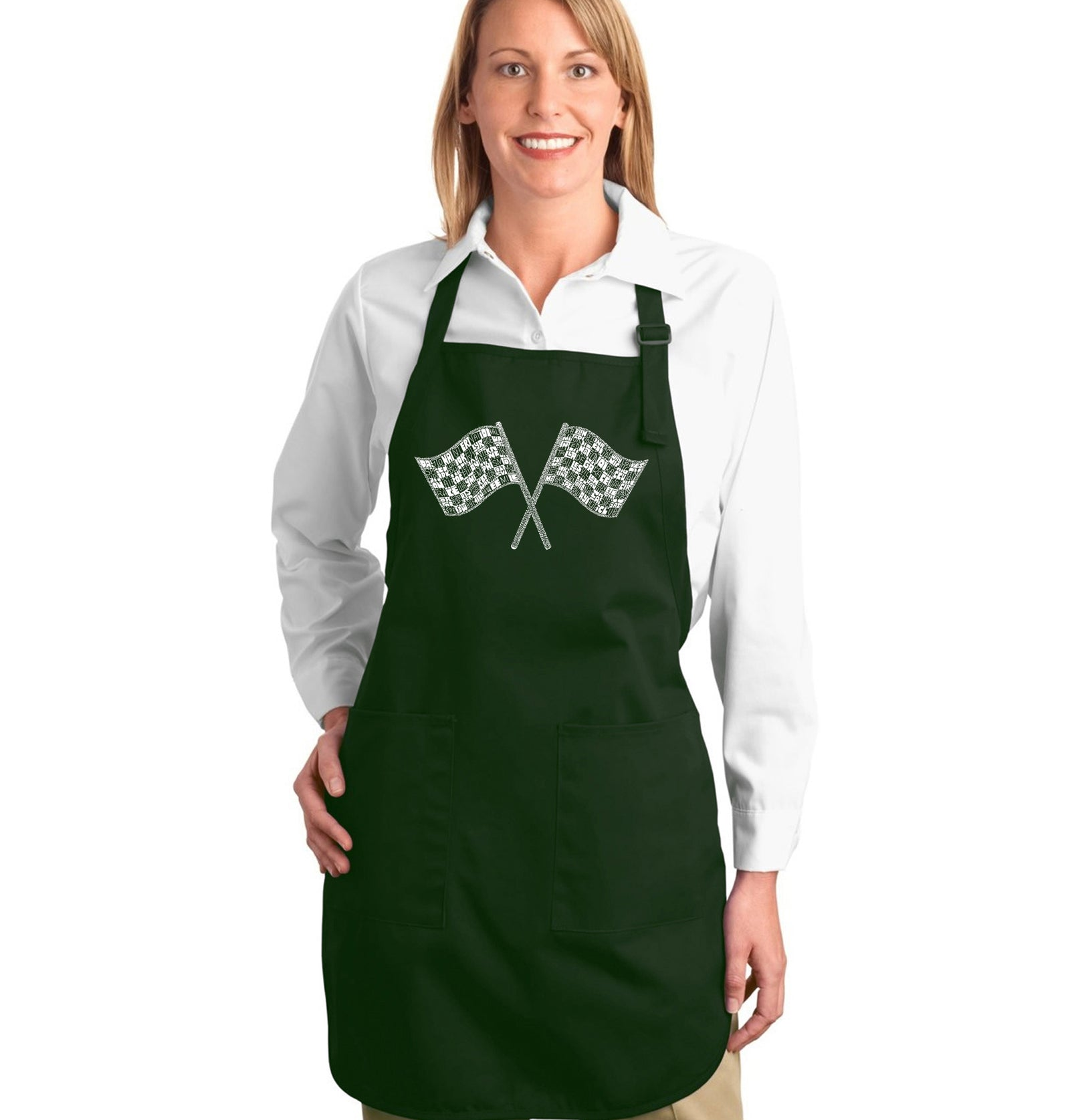 Full Length Apron - NASCAR NATIONAL SERIES RACE TRACKS
