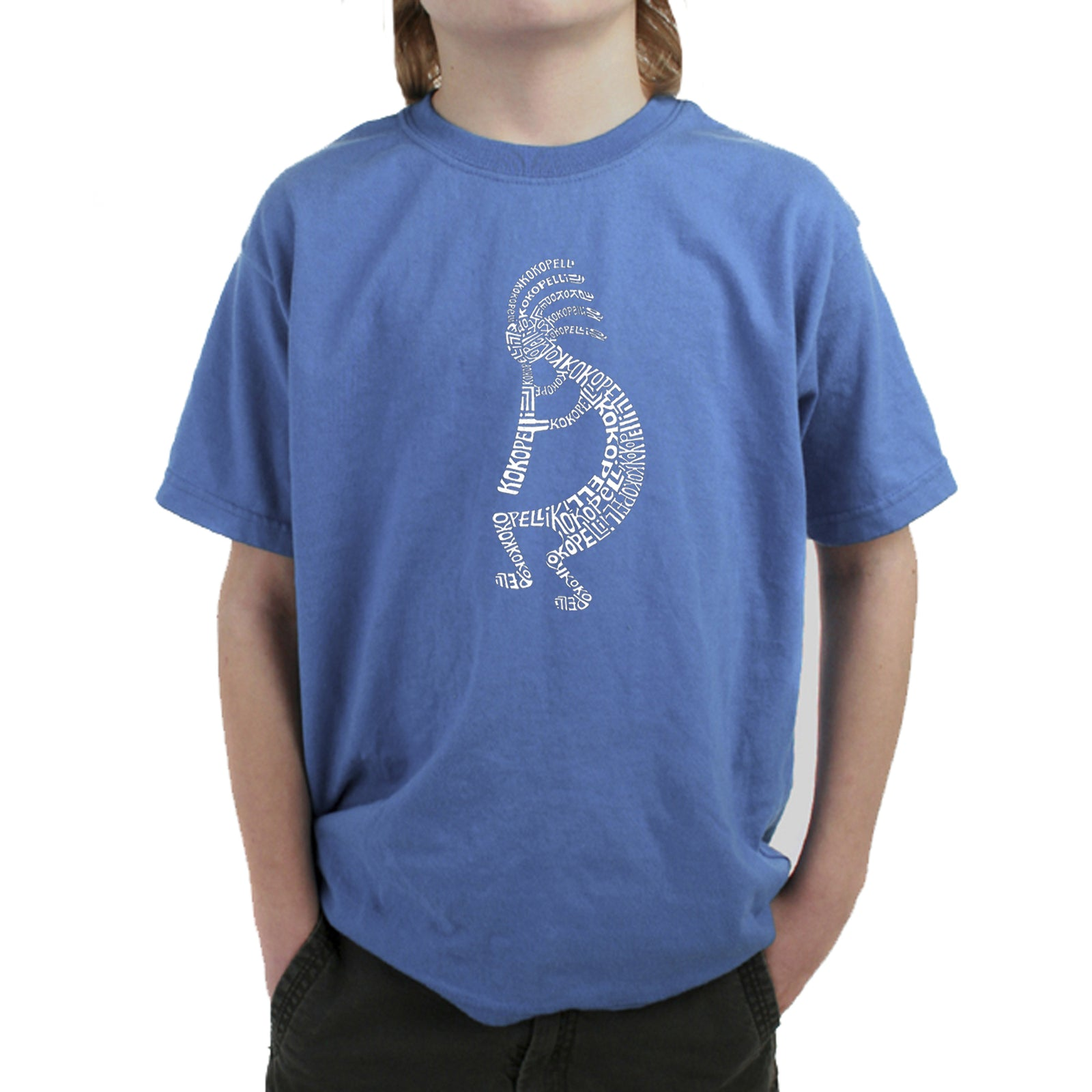 Boy's T-shirt - Kokopelli