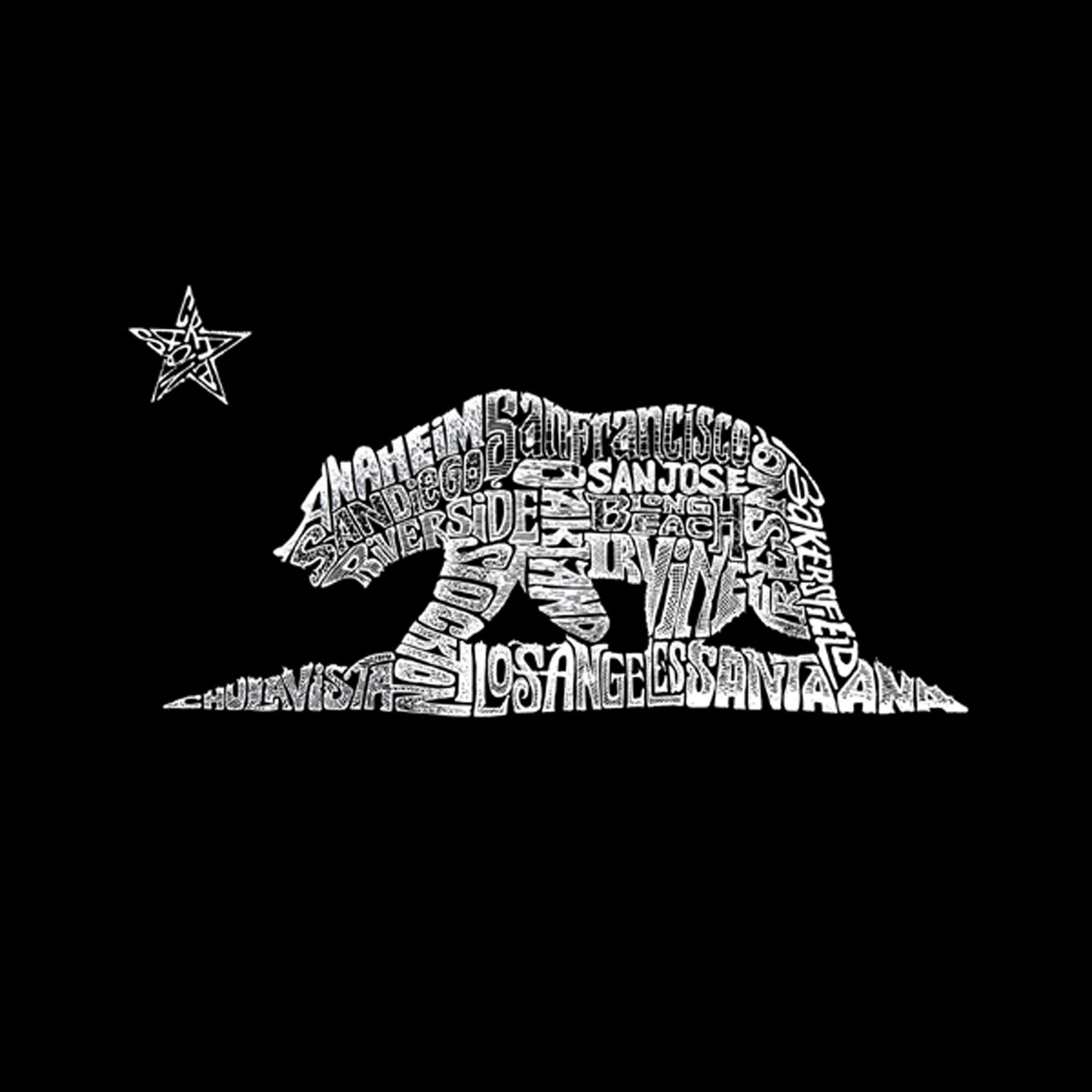 Women's Tank Top - California Bear