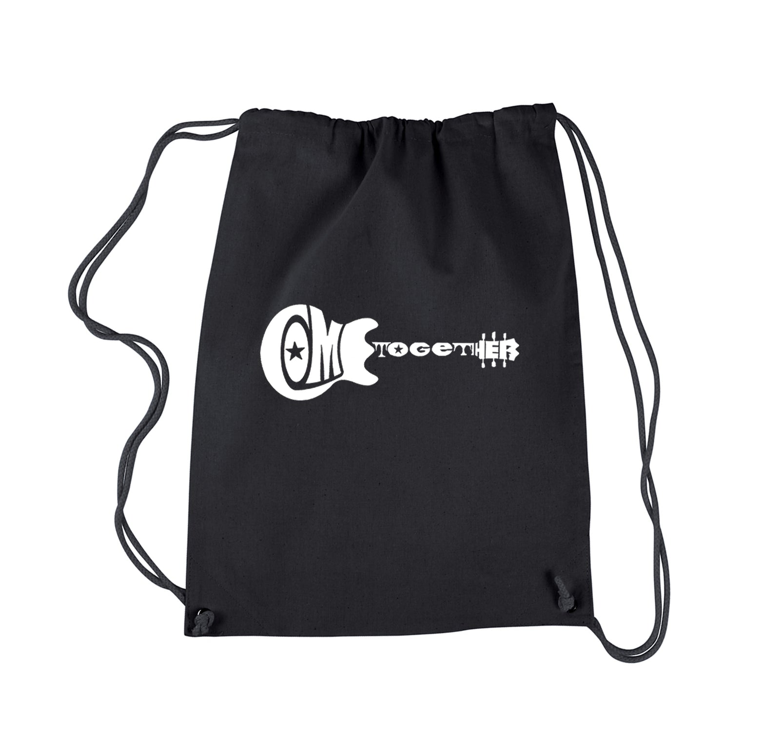 Drawstring Backpack - COME TOGETHER