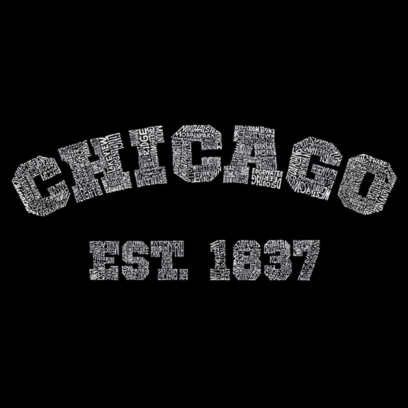Mens Tank Top  - Chicago