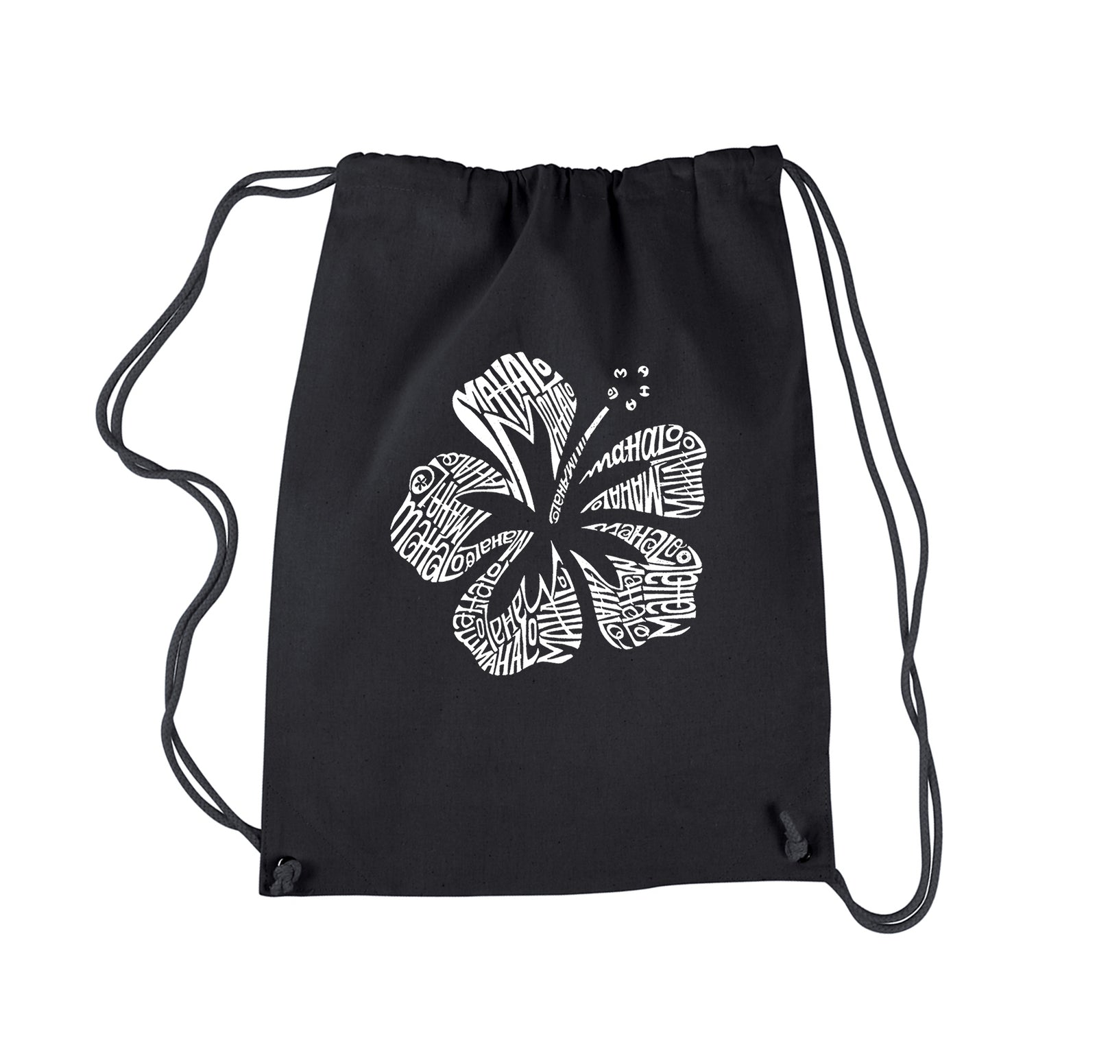 Drawstring Backpack - Mahalo