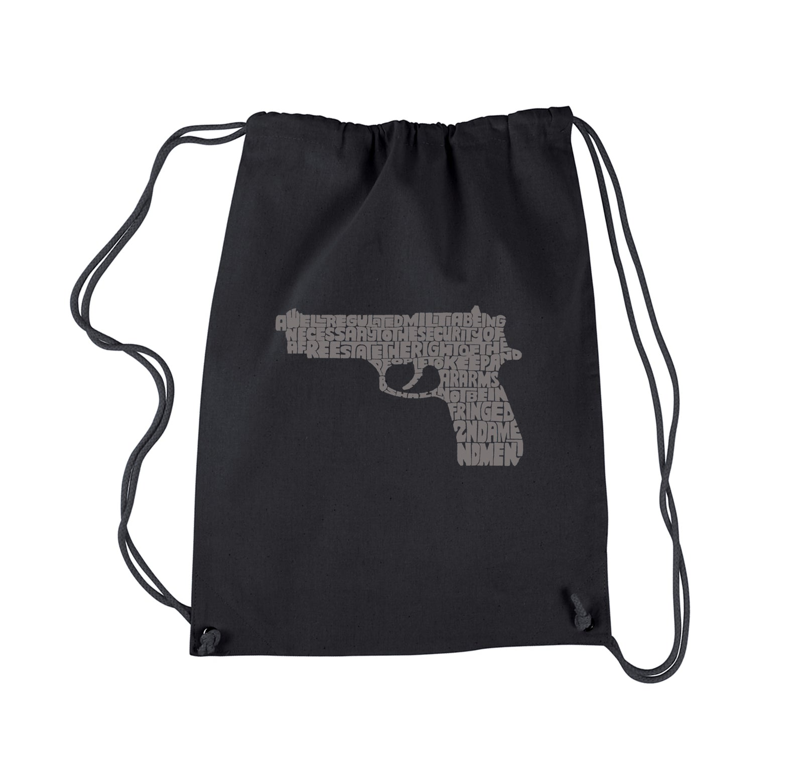Drawstring Backpack - RIGHT TO BEAR ARMS
