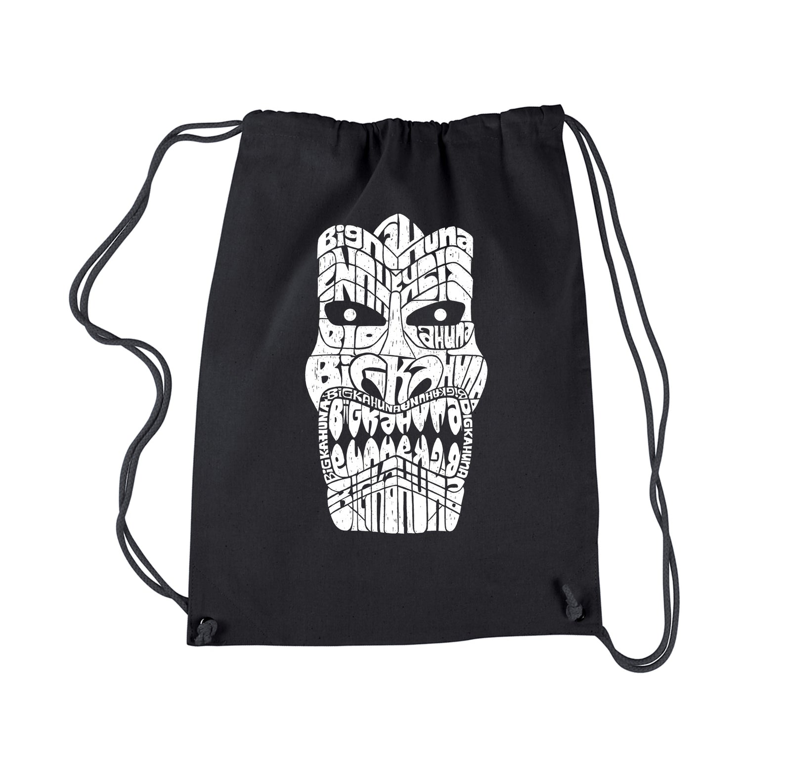 Drawstring Backpack - TIKI - BIG KAHUNA